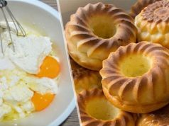 Recept na tvarohové věnečky