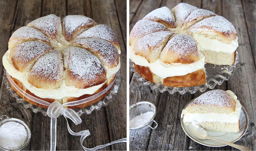 Hrnečkový dort Zdroj: Pinterest